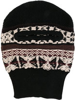 Maison Margiela knitted beanie - men - Cotton/Wool - S