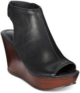 Kenneth Cole Reaction Sole Chick Platform Wedge Sandals