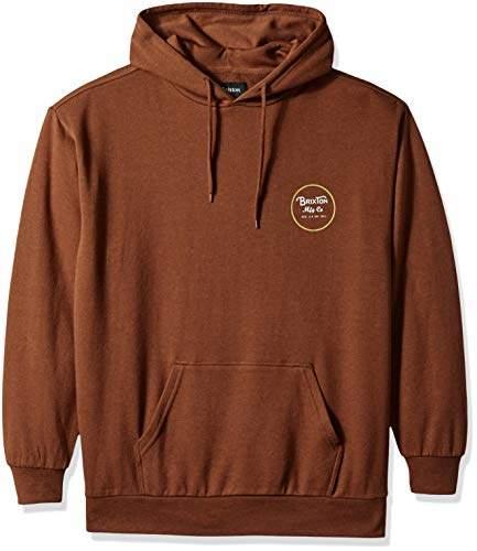b82aa457dc Men's Wheeler Relaxed Standard Fit Hood Fleece Sweatshirt