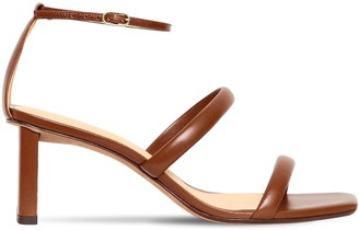 Alexandre Birman 50mm Leather Sandals