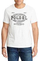 Polo Ralph Lauren Big & Tall Short-Sleeve Graphic Jersey Tee