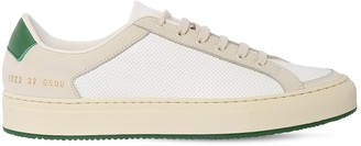 Common Projects 20mm Retro Low 70s Leather Sneakers