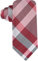 Ryan Seacrest Distinction Exploded Plaid Slim Tie