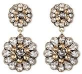 SUGARFIX by BaubleBar Crystal Floral Drop Earrings