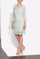 Shoshanna Lace Mint Dress