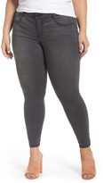 Plus Size Women's Wit & Wisdom Ab-Solution Ankle Skimmer Jeans