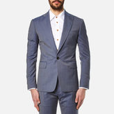 Vivienne Westwood Man Wool James Suit Avio