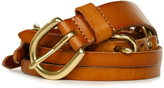 Leather Double Strap Equestrian