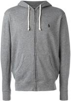 Polo Ralph Lauren classic hooded sweatshirt - men - Cotton/Polyester/Modal - S