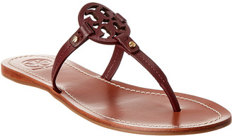 Tory Burch Gabriel Leather Thong