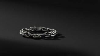 David Yurman Chain Links Bold Bracelet