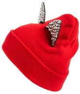 Tasha Jeweled Cat Ear Beanie