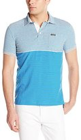 U.S. Polo Assn. Men's Slim Fit Jersey Pocket Polo Shirt
