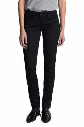 Salsa Wonder Push up Skinny True Black Jeans