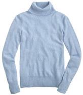J.Crew Collection cashmere turtleneck sweater