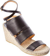 Bettye Muller Dusty Leather Sandal