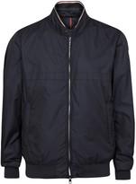 Moncler Albert Navy Shell Jacket