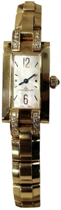 Jaeger-LeCoultre Gold Yellow gold Watches
