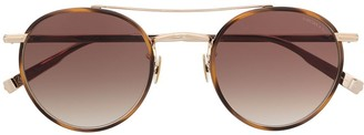 Garrett Leight Round-Frame Sunglasses