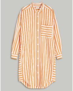Closed Italian Viscose Mix Shirt Dress - XS . | viscose
