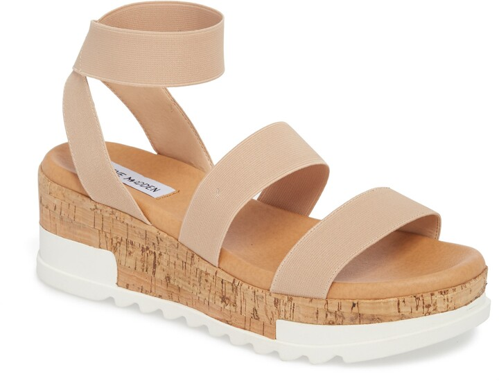 5f8cd9974ea Bandi Platform Wedge Sandal