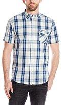 Levi's Men's Yadda Short-Sleeve Poplin Shirt