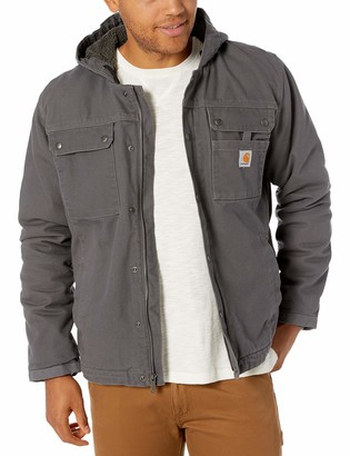 Carhartt Men's Bartlett Jacket Work Utility Outerwear