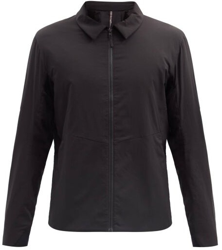 Veilance Quoin Insulated Shell Jacket - Black