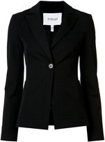 Derek Lam 10 Crosby patch pocket blazer - women - Cotton/Elastodiene/Polyester/Rayon - 10