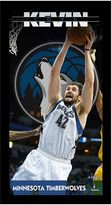 "Steiner Sports Minnesota Timberwolves Kevin Love 10"" x 20"" Player Profile Wall Art"