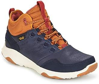 Teva ARROWOOD 2 MID WP men's Shoes (High-top Trainers) in Blue