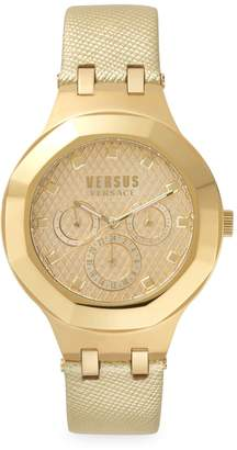 Versace Laguna Beach IP Stainless Steel Chronograph Watch