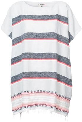 Lemlem striped oversized T-shirt