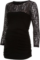 Isabella Oliver Frances Maternity Lace Top