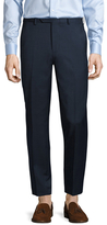 Ben Sherman Wool Flat Front Trousers