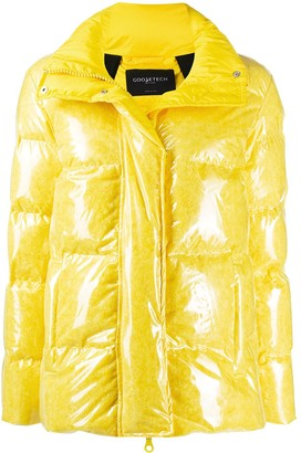 Goose Tech Padded Down Jacket