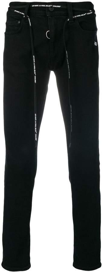 f6c98639 Off-White Men's Jeans - ShopStyle