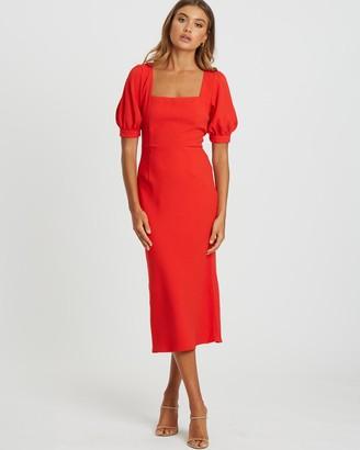 Tussah Sandra Midi Dress
