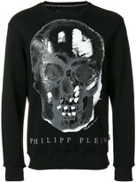 Philipp Plein skull print top - men - Cotton - S