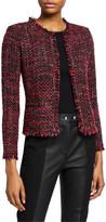 IRO Unplugspe Tweed Jacket