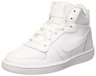 Nike Court Borough MID (GS) Girls Basketball Shoes