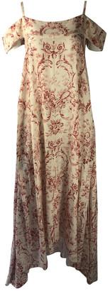 Vilshenko Silk Dress for Women