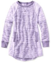 L.L. Bean Girls' Sweatshirt Dress