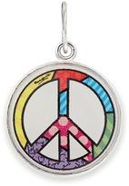 Alex and Ani Peace Sign Art Infusion Necklace Charm | Romero Britto