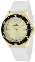 Seapro SP5419 Women's Tideway White Silicone Watch