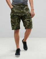 G-star Rovic Belt Camo Loose 1/2 Short