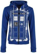 Doctor Who Women's Tardis Graffiti Hoodie