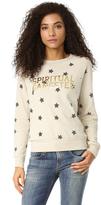 Spiritual Gangster SG Varsity Stars Sweatshirt