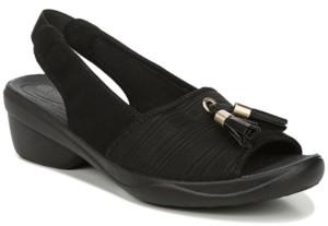 Bzees Mirage Washable Slingback Wedges Women's Shoes