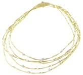 Marco Bicego Marrakech 18K Yellow Gold & 0.60ct. Diamond Necklace